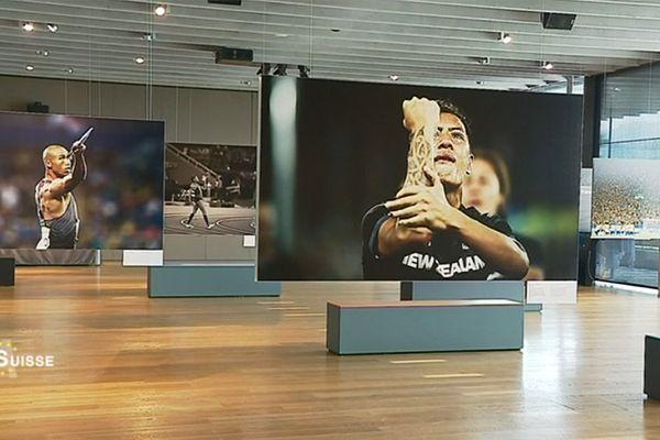 """L'exposition """"L'art de photographier le sport"""" se tient au Musée Olympique de Lausanne jusqu'au 19 novembre 2017."""