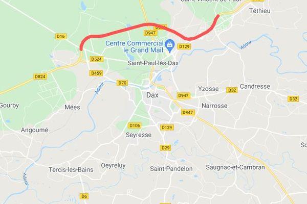 Les travaux impacteront le contournement de Saint-Paul-lès-Dax au niveau des sorties de Magescq, Castets et Saint-Vincent-de-Paul.