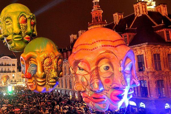 Soirée d'ouverture de l'édition Fantastic de Lille 3000 en octobre 2012