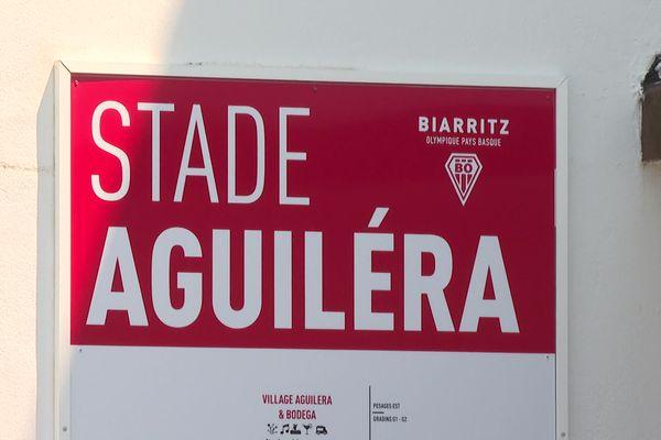 5 000 spectateurs pourront assister au derby basque dans le stade Aguiléra à Biarriz.