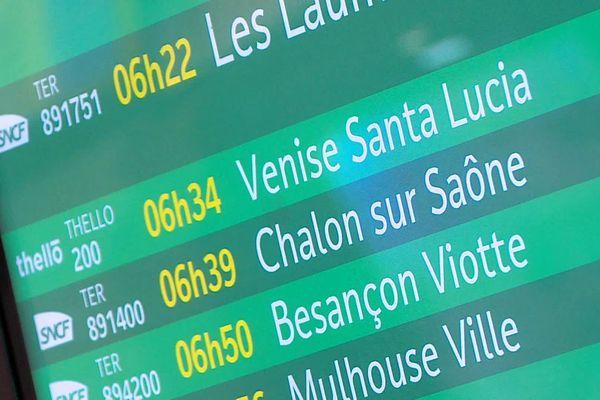 Les trains Thello relient Venise à Paris via Dijon tous les jours.