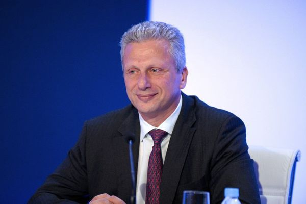 Aiman Ezzat, directeur général de Capgemini (2013)