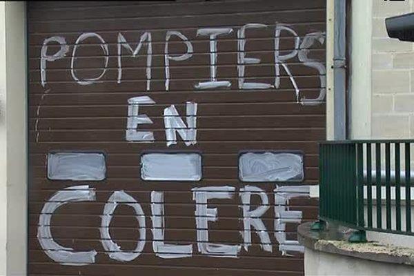 Comme ailleurs, les pompiers du Calvados font les frais des restrictions budgétaires