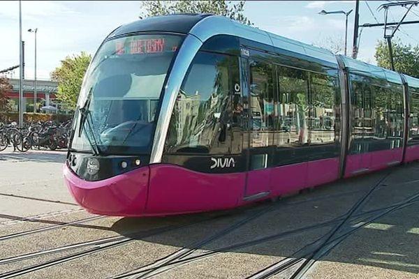 La circulation des tramways et bus du réseau Divia sera affectée par le mouvement social du 9 novembre