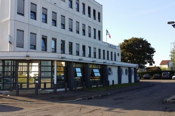 A Saint-Dizier, en Haute-Marne, cinq policiers viendront compléter l'effectif de 88 fonctionnaires de police.