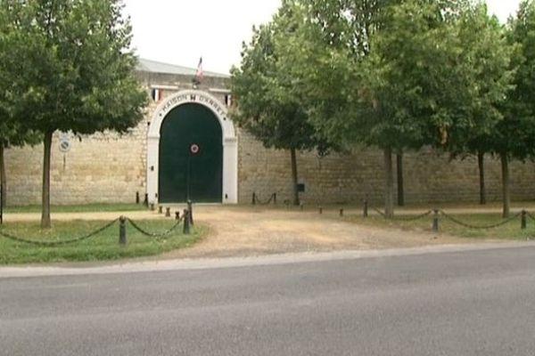 La prison de Compiègne