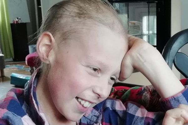 Androu est décédé des suites de son médulloblastome