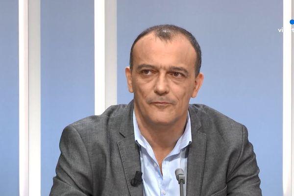 Jean-Lanfranchi, tête de liste indépendantiste de Aiacciu in Cori