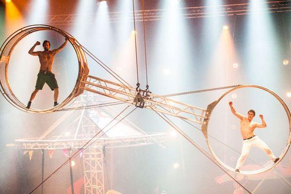 Biennale internationale des arts du cirque à Marseille