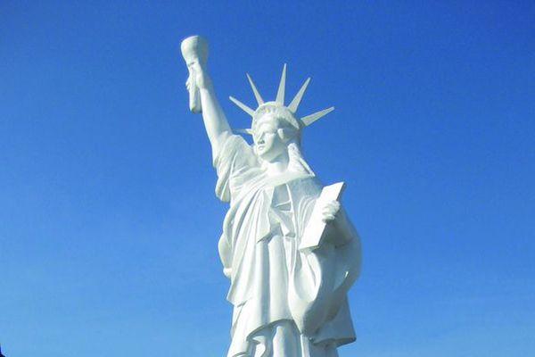 la statue de la liberté sera peut-être remplacée si les donateurs sont généreux