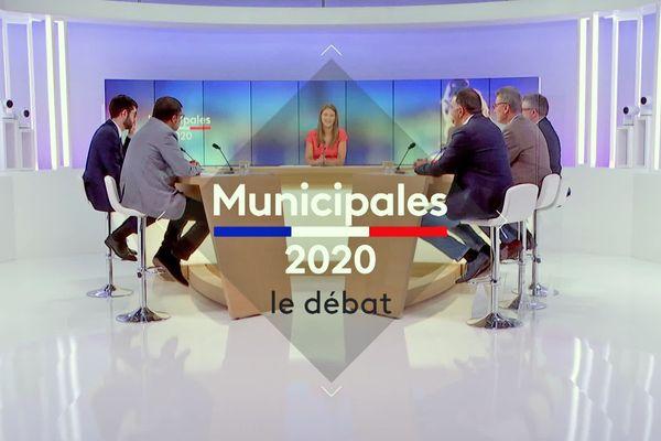 Le débat du second tour des municipales 2020 à Bolbec