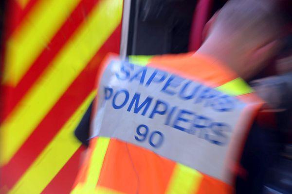 Les pompiers du 90 recrutent des jeunes en service civique.