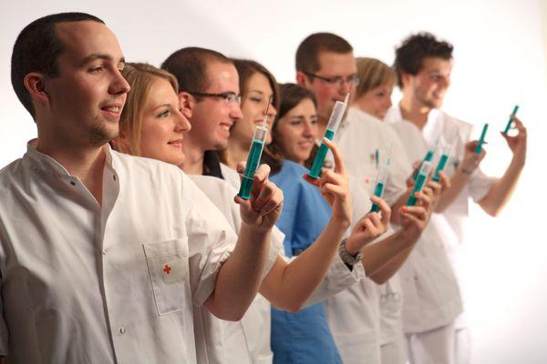 La réserve sanitaire étudiante, créée à Strasbourg va intervenir pour la campagne de vaccination