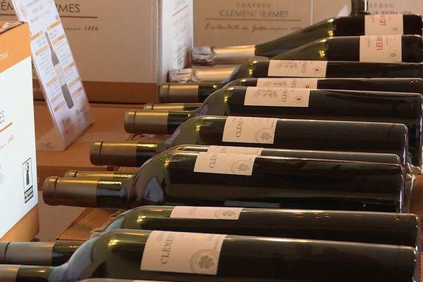 La Chine est parmi les plus gros clients des viticulteurs français.