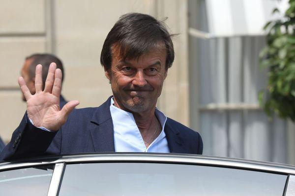 Le ministre de la Transition écologique et solidaire Nicolas Hulot est en Corse jusqu'à mardi pour une série de visites et inaugurations.