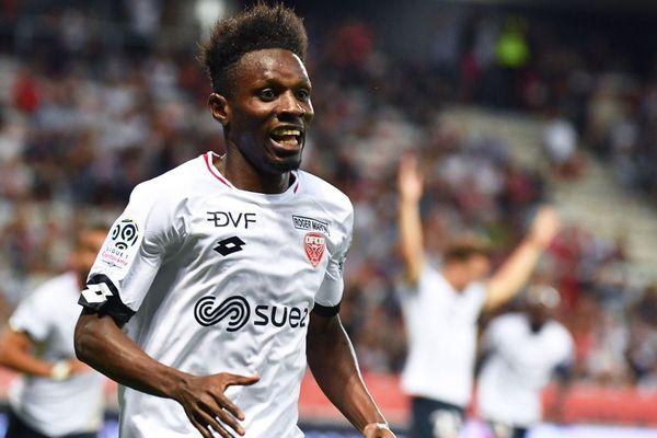 Jules Keita a rejoint le Dijon FCO depuis le 1er juillet 2018