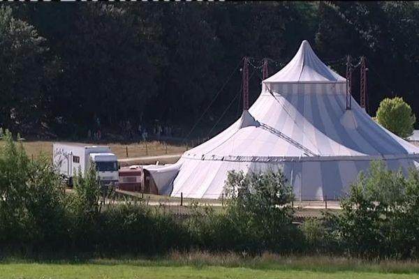 """L'atelier """"cirque"""" des scolaires en représentation"""