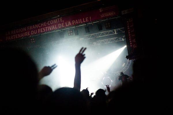 Le Festival de la Paille, à Métabief (Doubs), en août 2014