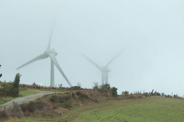 Le couple Fockaert demandait au tribunal que soit reconnu le trouble de voisinage généré par ces éoliennes installées près de son domicile.