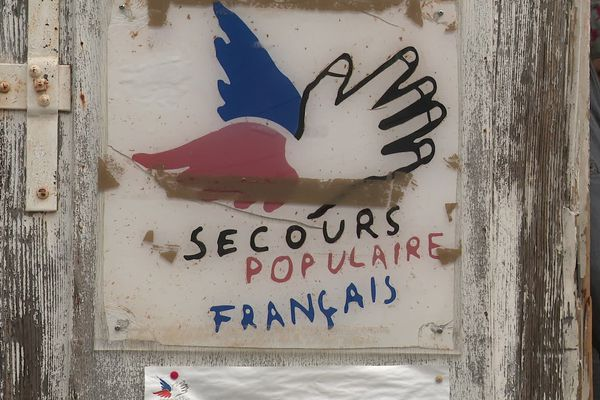 Logo du Secours populaire