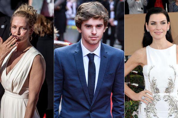 "Uma Thurman (""Kill Bill""), Freddie Highmore (""The Good Doctor"") et Juliana Margulies (""The Good Wife"") seront à Lille fin mars."