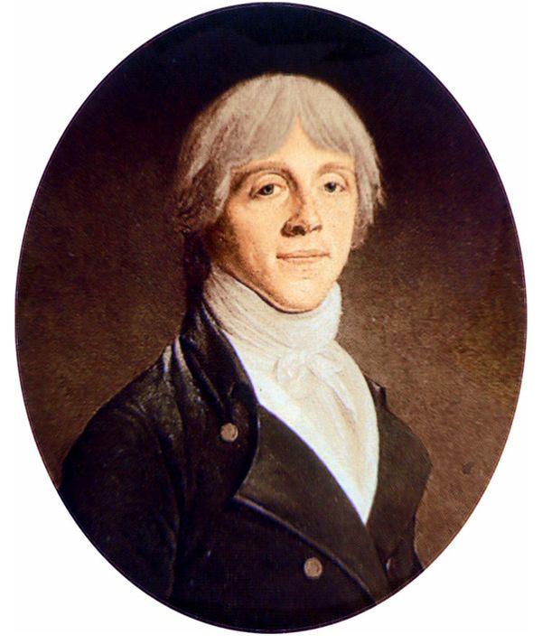 Portrait de Benjamin Delessert