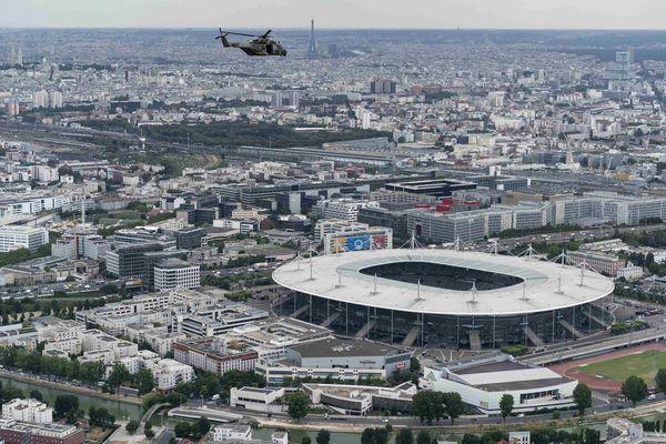 Les Jeux Olympiques 2024 représentent un investissement de 1.6 milliard d'euros.