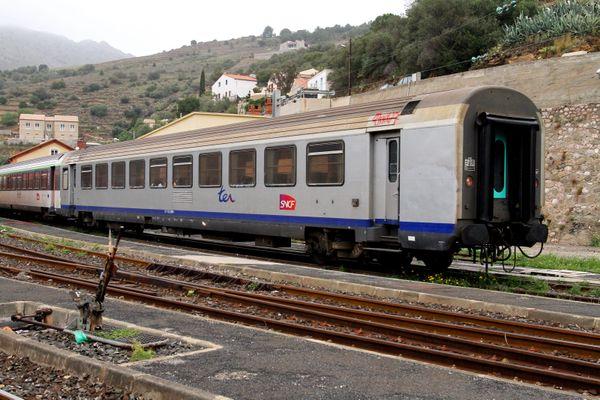 Un TER circulant entre Perpignan et Cerbère a percuté un piéton lundi 14 décembre dans la matinée, au niveau d'Argelès-sur-Mer.