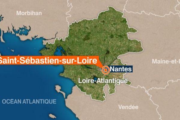 Une mère de famille a été interpellée à Saint-Sébastien-sur-Loire pour des violences sur sa fille