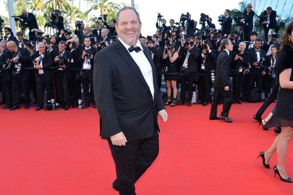 Harvey Weinstein au Festival de Cannes en 2012.