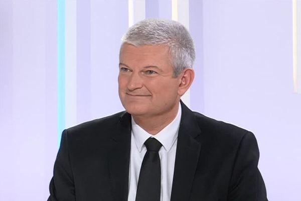Olivier Falorni sera l'invité de Dimanche en politique dimanche 6 décembre