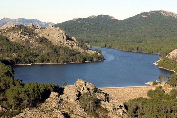Archive - Le barrage de l'Ospédale alimente en eau potable toute la région de l'extrême Sud.