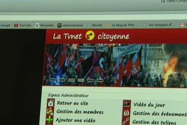 tvnetcitoyenne.com, la télé made in Chambéry