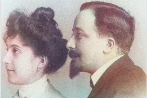 Si la thèse russe est vrai, Fernand Calment, l'époux de Jeanne, aurait vécu maritalement jusqu'à sa mort avec sa propre fille Yvonne