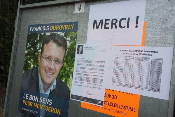 François Durovray, le maire de Montgeron sera élu jeudi président du Conseil départemental de l'Essonne.