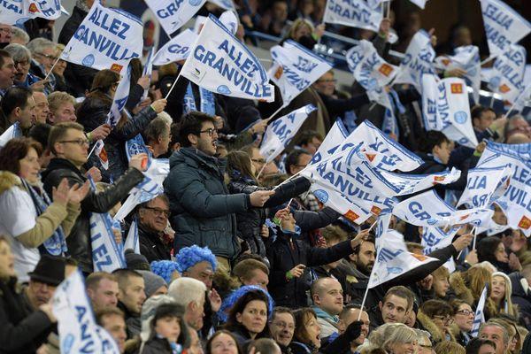 Archives : quart de finale de la coupe de France Granville - Marseille, 2016
