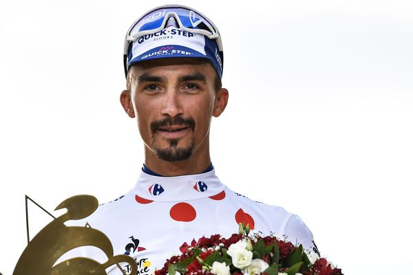 Julian Alaphilippe a renoncé à courir samedi 13 octobre le Tour de Lombardie, la dernière classique de la saison dont il a pris, l'an passé, la deuxième place.