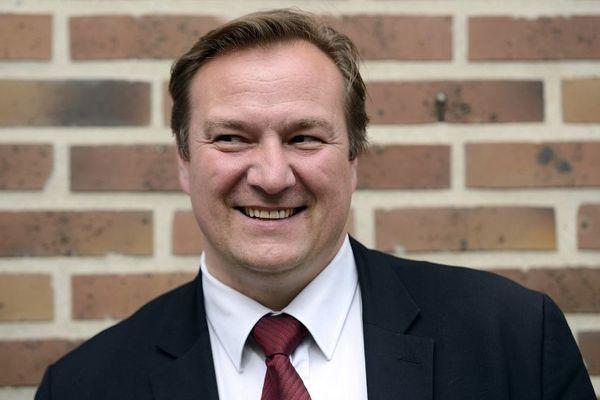 Stéphane de Paoli, maire de Bobigny, en 2014.