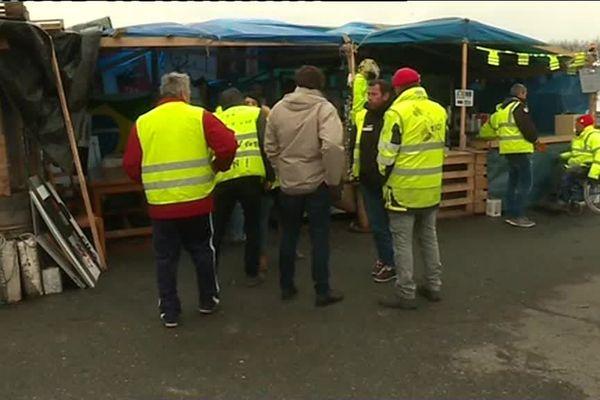 Les Gilets jaunes se préparent à Lorient