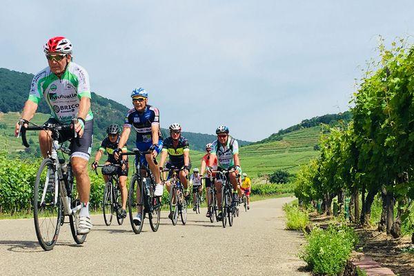 Le Tour de France pourrait s'inviter sur les territoires lorrains.