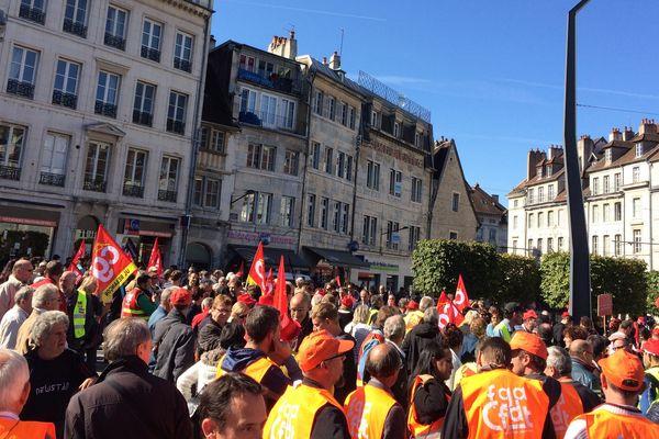 De nombreux syndicats appellent au rassemblement ce jeudi 5 décembre
