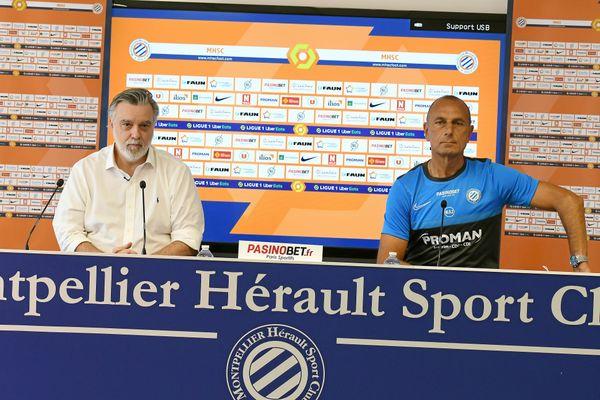 C'est la seconde rencontre de préparation du club a être annulée à cause d'un cas positif.