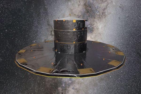 Conçu chez Airbus, supervisé par le CNES à Toulouse, le satellite Gaïa a déjà repéré 1,8 milliard d'étoiles dans notre galaxie pour élaborer une image en 3D.