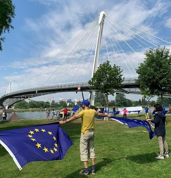 Une fête de l'Europe, à distance...