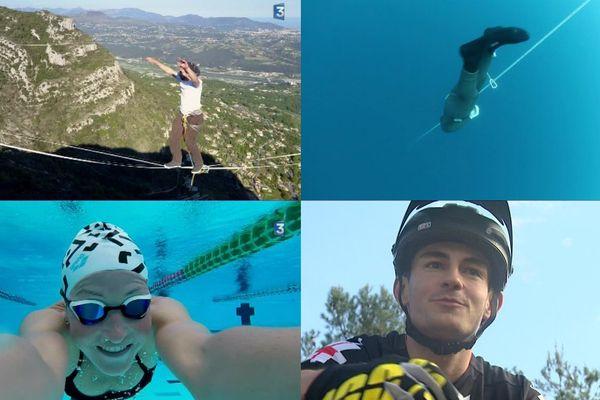 Les sports extrêmes en Côte d'Azur