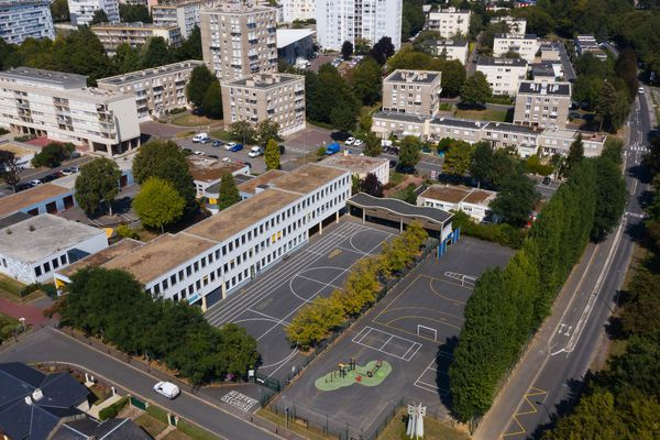 L'école Gringpoire Belles Portes à Hérouville-Saint-Clair