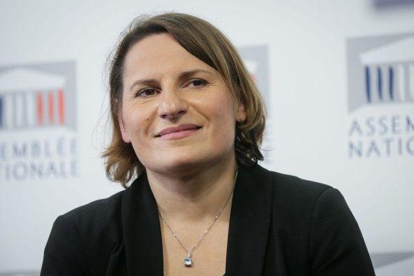 Valérie Rabault, députée du Tarn-et-Garonne