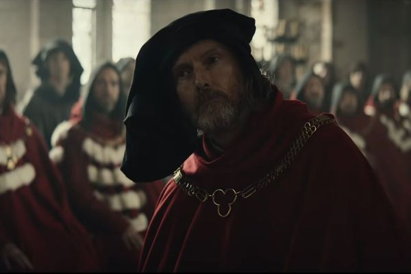 William Gascoigne a vite été écarté par Henry V dans la véritable histoire.