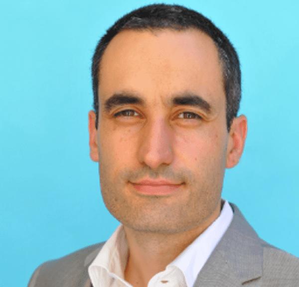 Nicolas Thierry, tête de liste Europe Ecologie Les Verts aux Régionales de juin