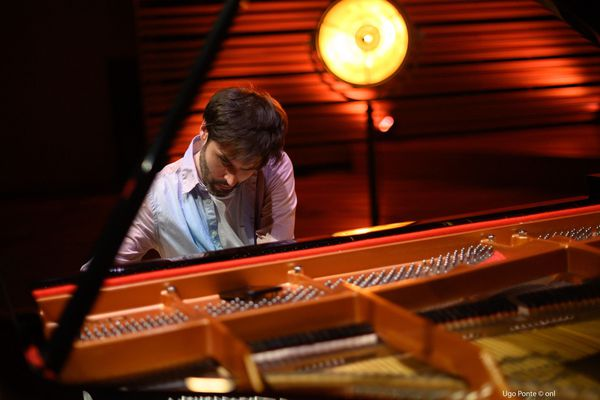 Le pianiste Paul Lay